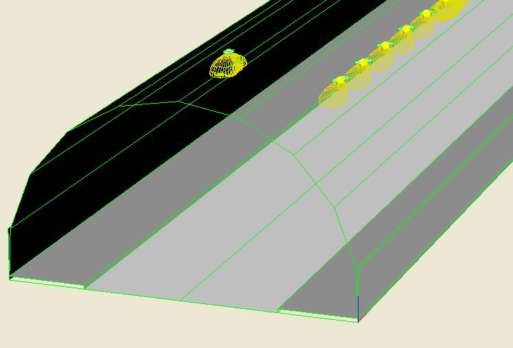 Definición de la tipología de túnel (Cubo, bóveda, circular etc)
