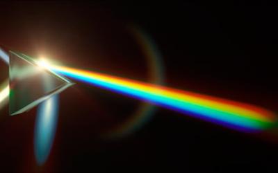 Fenómeno físico de la luz