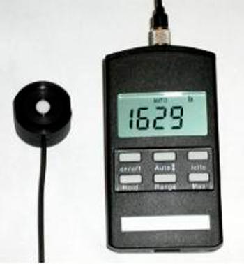 Professional Laboratory Luxmeter M2