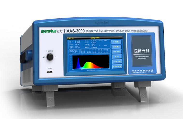 Espectoradiómetros de laboratorio