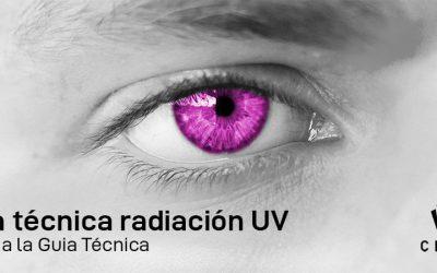 Nota técnica sobre radiación UV publicada por el CICAT