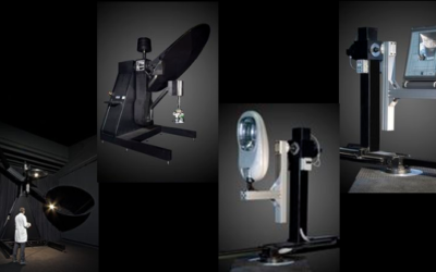 Que goniofotómetro es mas adecuado para ensayos de luminarias LED?