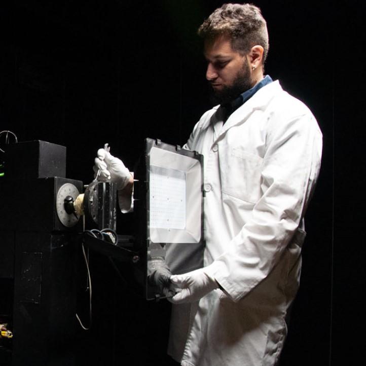 Laboratorio fotométrico