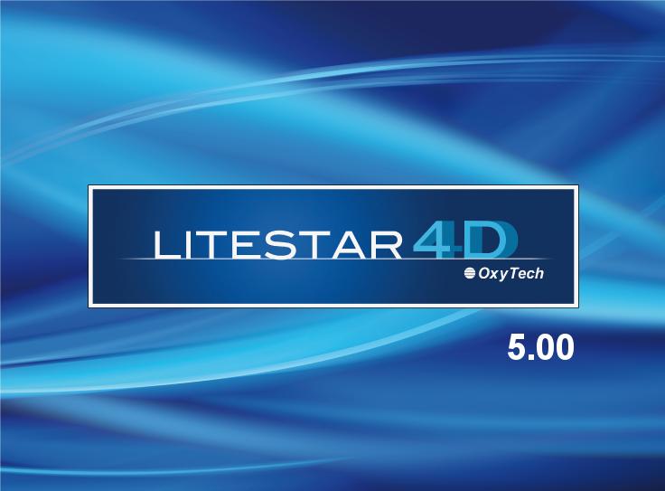 LITESTAR 4D 5.00 est maintenant disponible