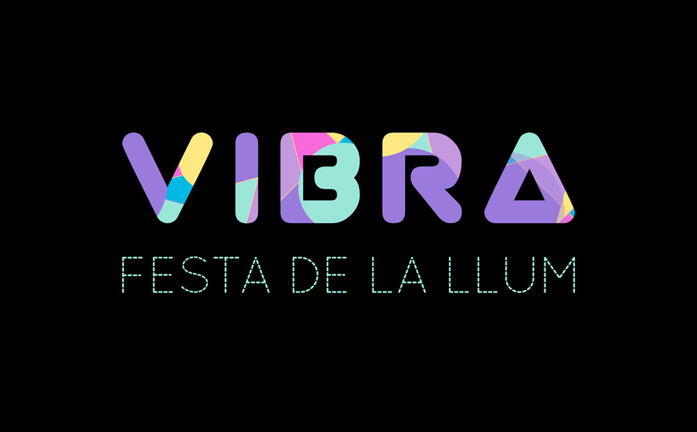 VIBRA, FIESTA DE LA LUZ 21-22-23 DE DICIEMBRE EN GIRONA