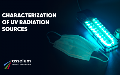 Characterization of UV Radiation Sources
