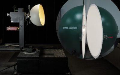 Artículo publicado en Todolux: ventajas y desventajas del Gonio-fotómetro o esfera integradora