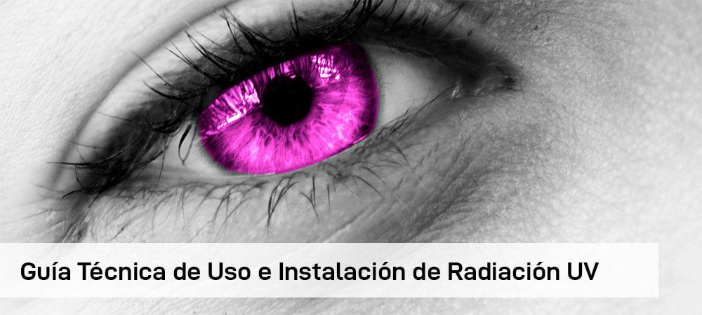 El Cluster de Iluminación CICAT publica la Guía Técnica de Radiación UV: Uso e Instalación.
