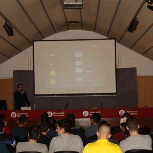 XXIII Jornadas tecnicas en la escuela del Trabajo de Barcelona