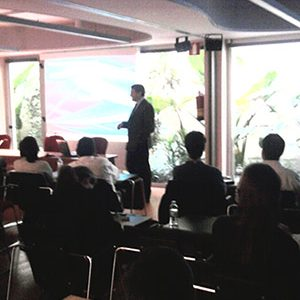 Curso de Litestar en el colegido de Ingenieria de Barcelona